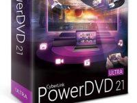 CyberLink PowerDVD Crack 20 + Torrent (2021) Free Download