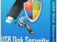 USB Disk Security Crack 6.9 + Serial Key [2021] Free Download